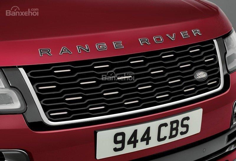 Lưới tản nhiệ xe Land Rover Range Rover 2018