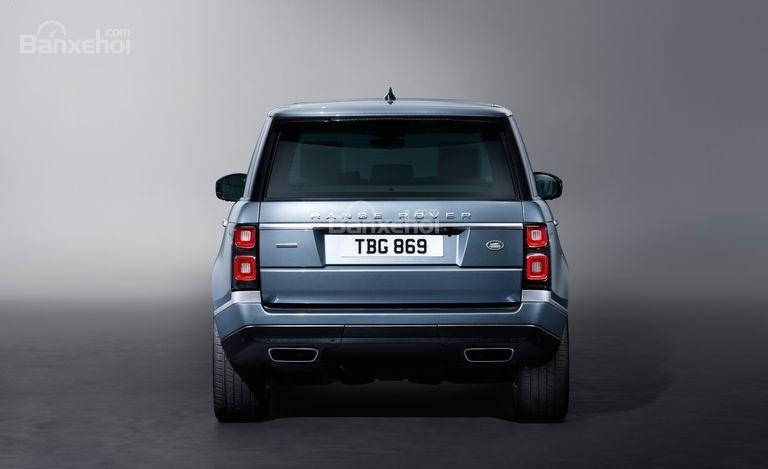Đuôi xe Land Rover Range Rover 2018