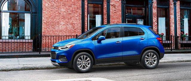 Hàn Quốc bất ngờ xuất khẩu xe Mỹ Chevrolet Trax nhiều nhất.