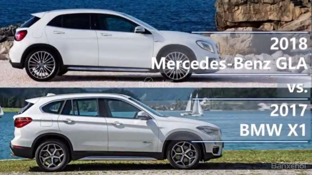 Chọn Mercedes-Benz GLA hay BMW X1