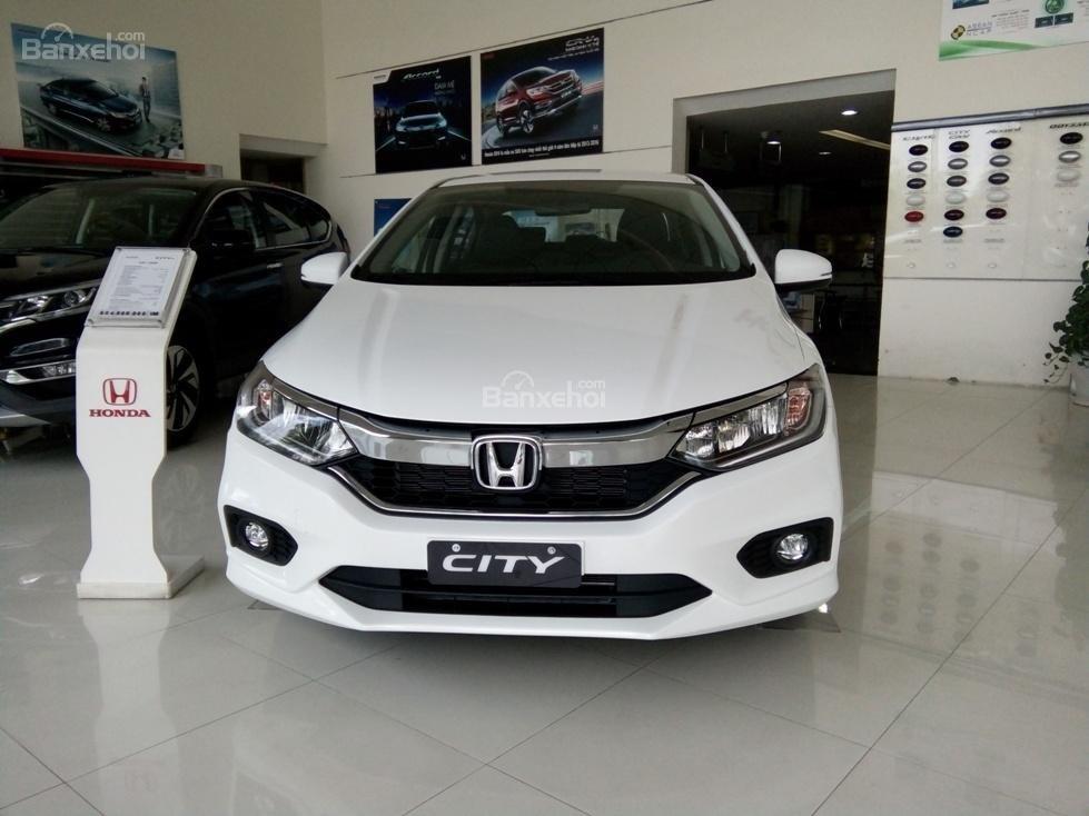 Đại lý Honda Ô tô Hải Phòng - Bán Honda City Top mới, màu trắng, đen, đỏ, xanh, titan ưu đãi lớn, LH 0937282989-0