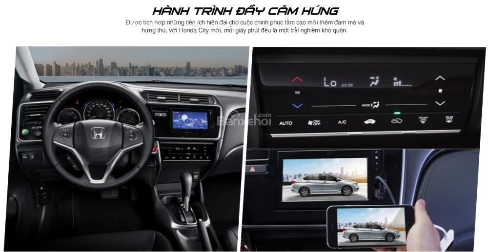 Đại lý Honda Ô tô Hải Phòng - Bán Honda City Top mới, màu trắng, đen, đỏ, xanh, titan ưu đãi lớn, LH 0937282989-4