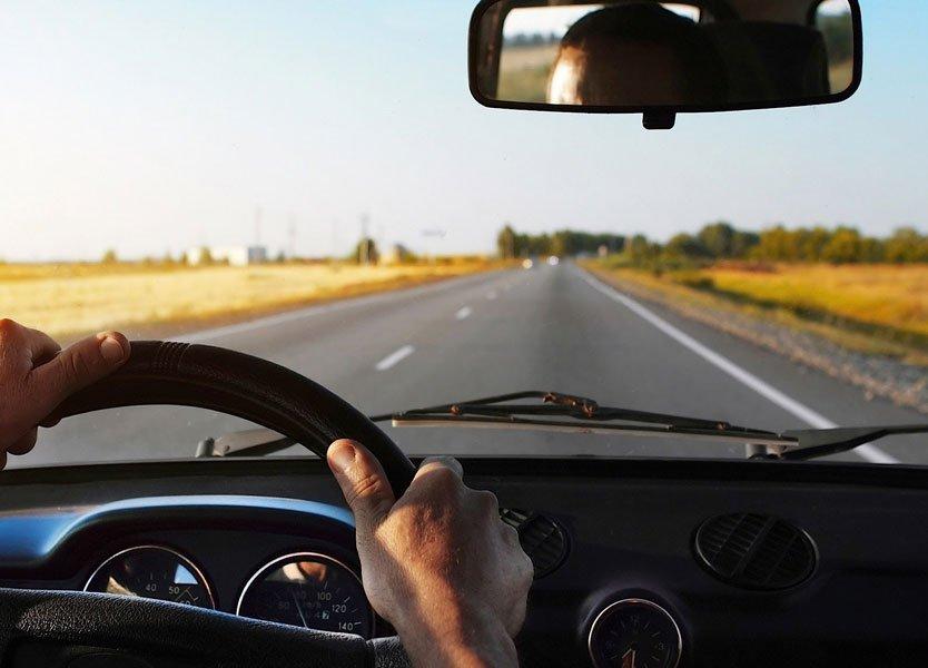 Tập trung khi lái xe 4