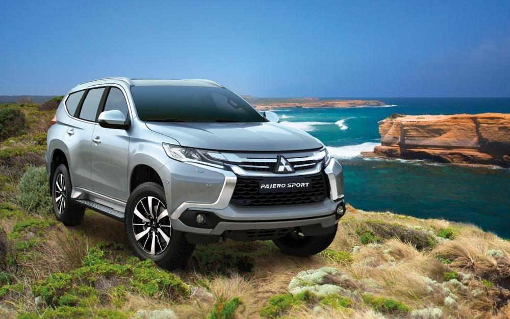 Giá xe Mitsubishi Pajero Sport mới nhất tháng 5/2019.