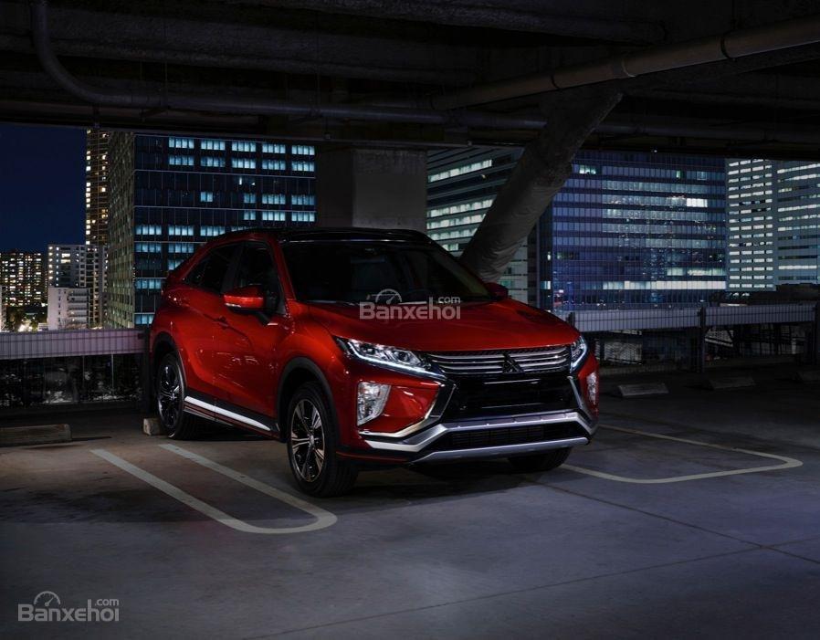 Đánh giá xe Mitsubishi Eclipse Cross 2018.