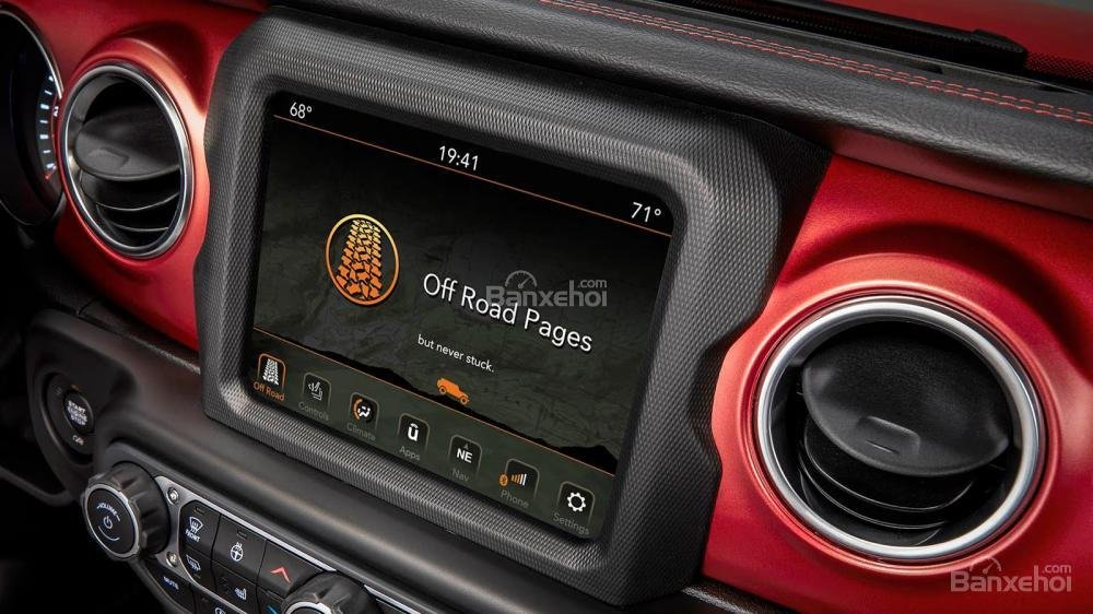 Đánh giá xe Jeep Wrangler 2018 về cảm giác lái a2