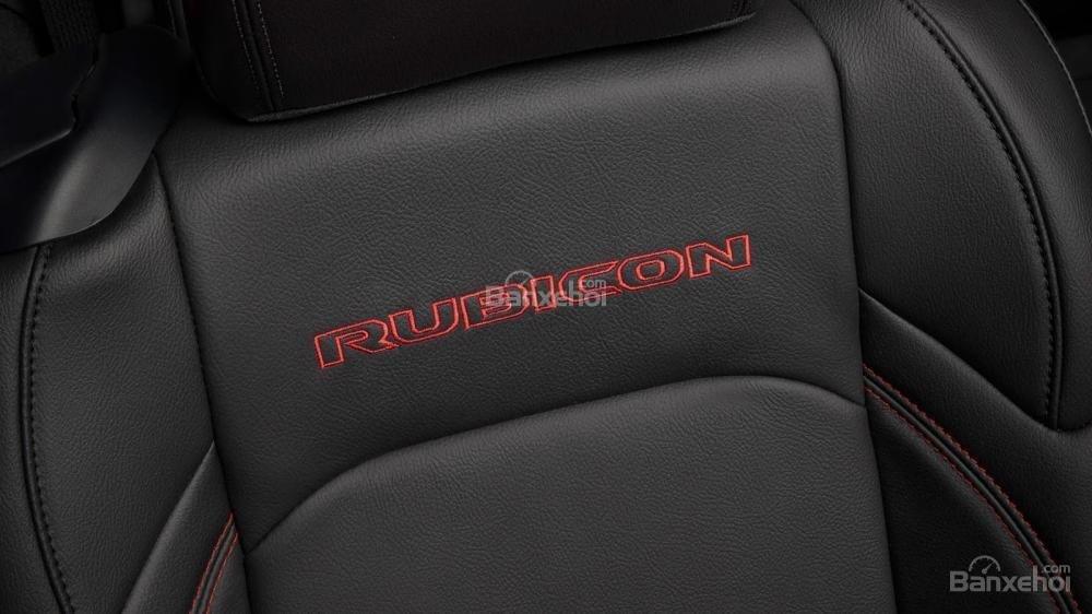Đánh giá xe Jeep Wrangler 2018 về hệ thống ghế ngồi a2