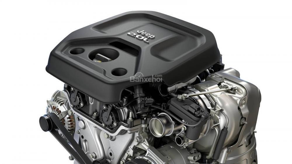 Động cơ Jeep Wrangler 2018