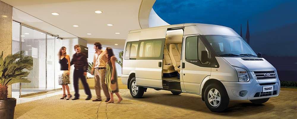 Giá xe Ford Transit cập nhật nhanh nhất trên thị trường.