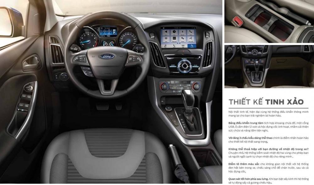 Bảng thông số xe Ford Focus - Ảnh 1.