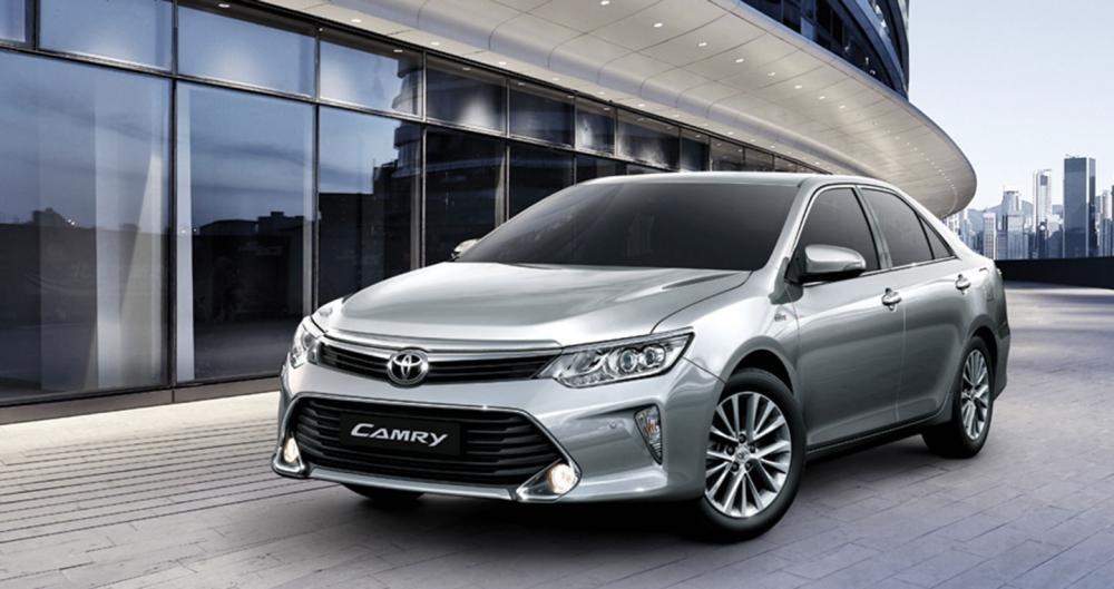 Giá xe Toyota Camry cập nhật mới nhất - Ảnh 1.