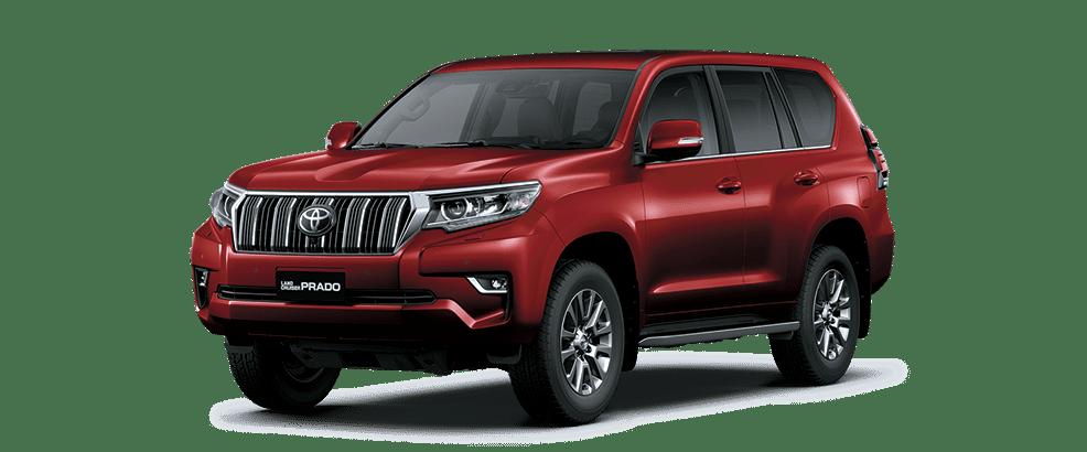 Đánh giá xe Toyota Land Cruiser Prado 2018 về công nghệ an toàn