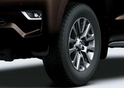 Mâm xe Toyota Land Cruiser Prado 2018