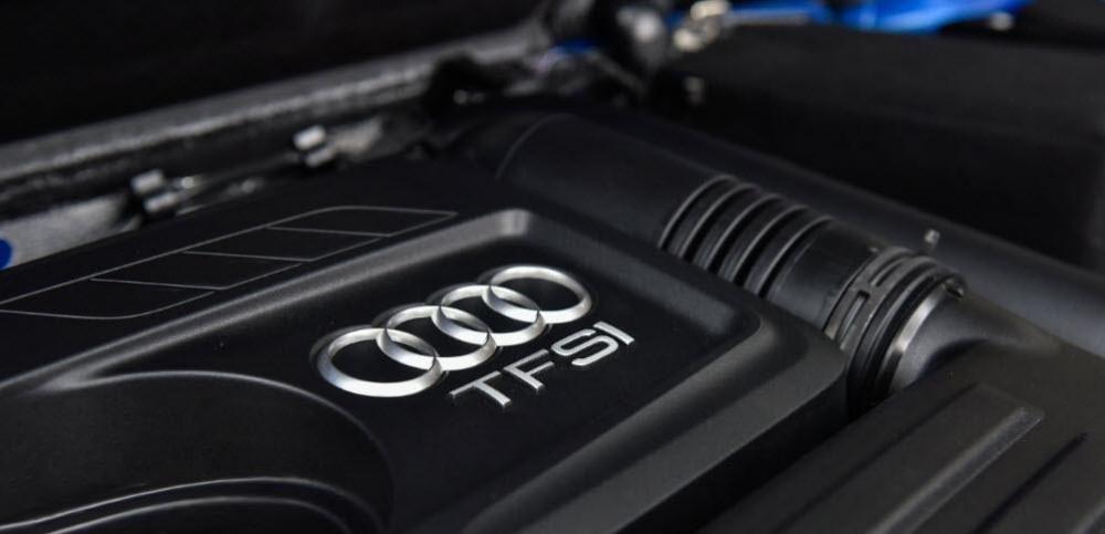 Ảnh chụp động cơ xe Audi Q2 2018