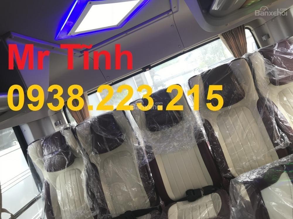Bán Thaco Hyundai 29, 34 chỗ bầu hơi Tb85S W200I năm 2018 mới nhất, giá rẻ nhất (5)