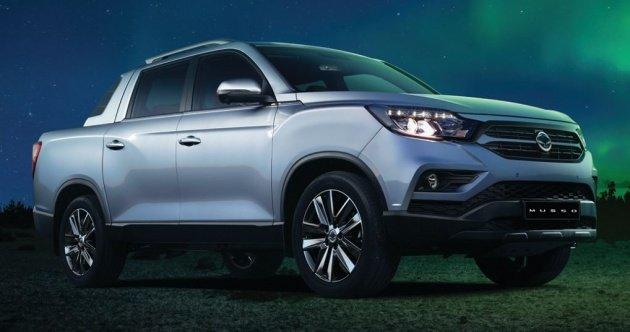 Ssangyong Rexton Sports ấn định ngày ra mắt, cạnh tranh phân khúc xe bán tải 1