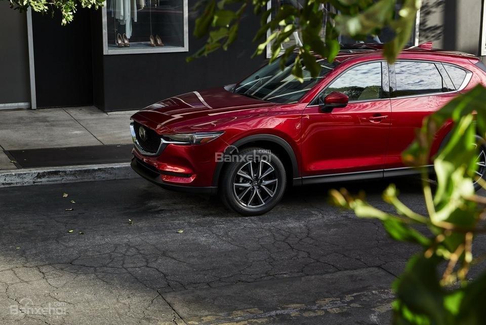 Ưu nhược điểm Mazda CX-5 2018 thế hệ mới.