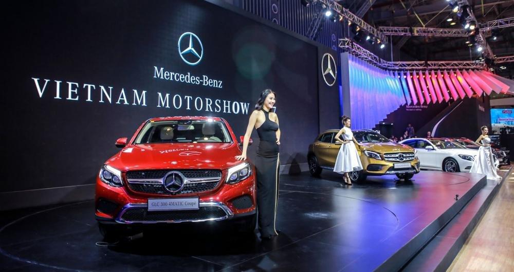 Mercedes-Benz có doanh số cao nhất Việt Nam trong năm 2017 4