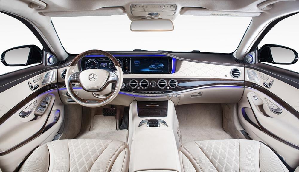 Mercedes-Maybach S-Class 2018 về Việt Nam với giá bao nhiêu? - Ảnh 5.