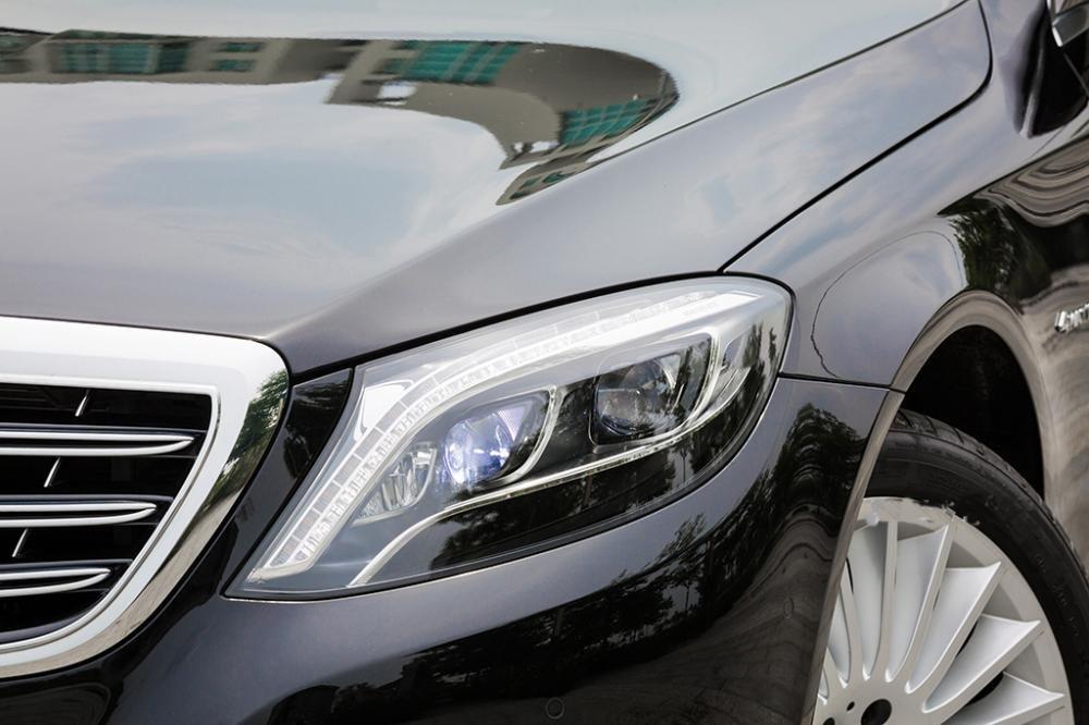 Mercedes-Maybach S-Class 2018 về Việt Nam với giá bao nhiêu? - Ảnh 4.