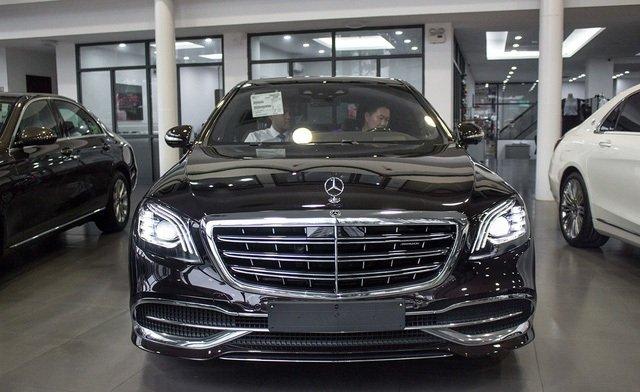 Mercedes-Maybach S-Class 2018 về Việt Nam với giá bao nhiêu? - Ảnh 1.