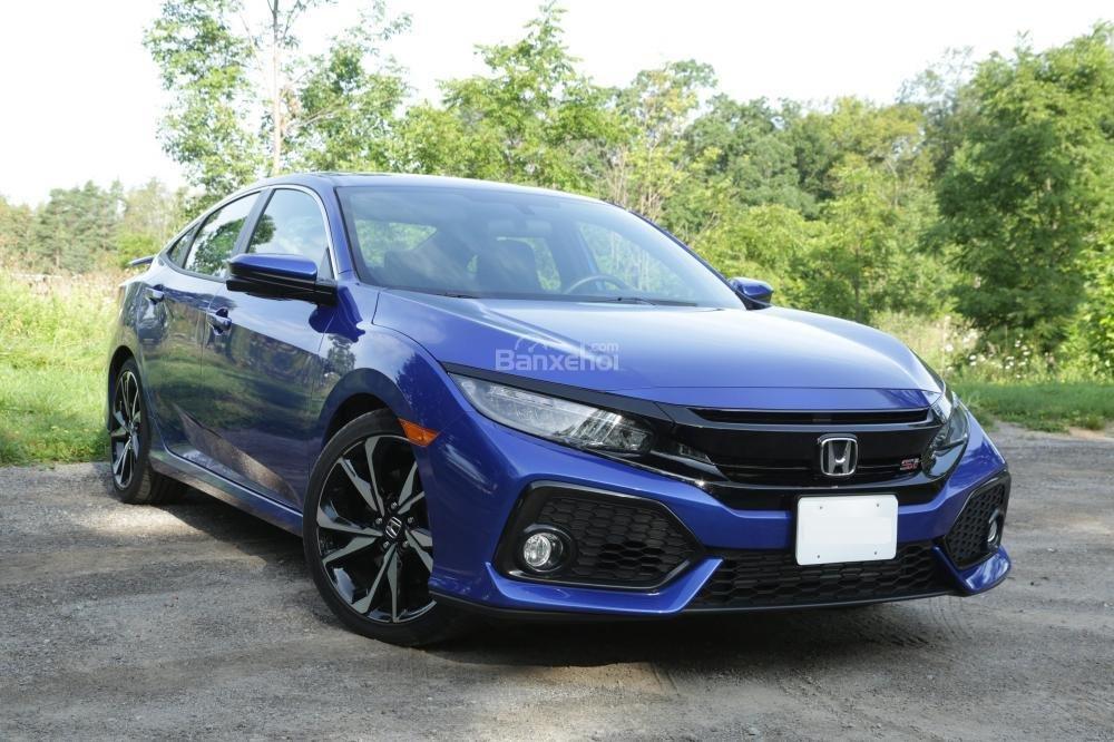 Ưu nhược điểm của Honda Civic Si 2018.