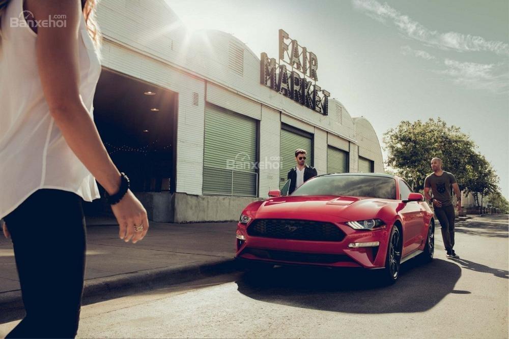 Đánh giá xe Ford Mustang 2018  Đánh giá xe Ford Mustang 2018