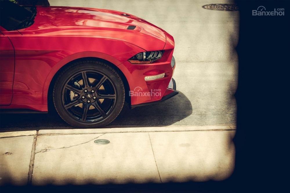 Mâm xe Ford Mustang 2018
