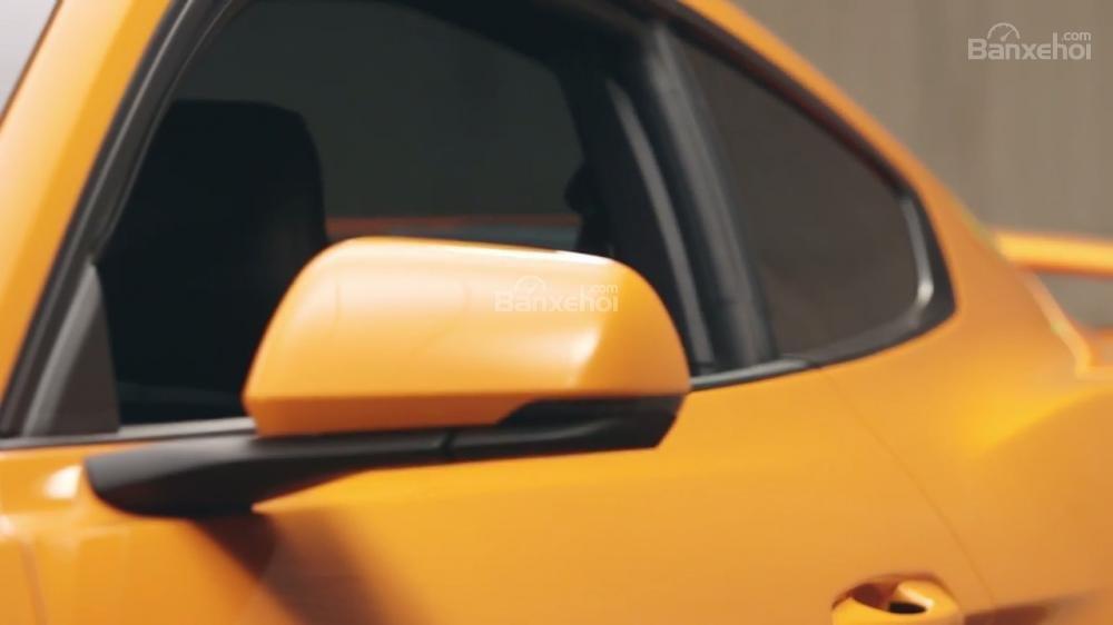 Gương chiếu hậu xe Ford Mustang 2018