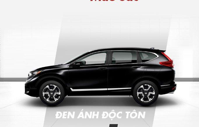 Đâu là điểm khác biệt giữa Honda CR-V 2018 7 chỗ bản Việt và Thái? - Ảnh 4.
