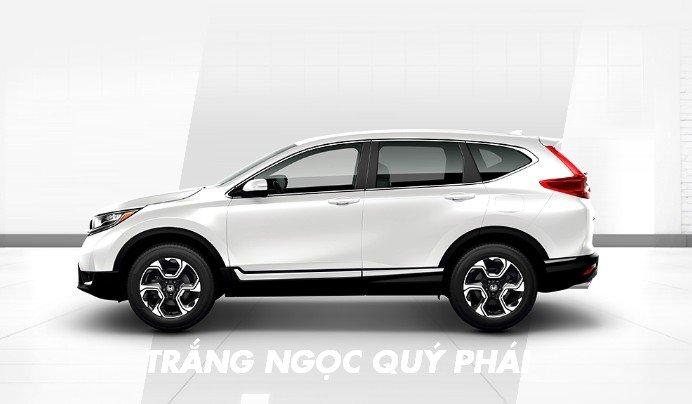 Đâu là điểm khác biệt giữa Honda CR-V 2018 7 chỗ bản Việt và Thái? - Ảnh 2.