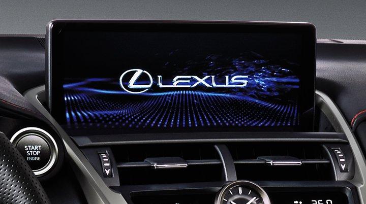 Ảnh chụp màn hình xe Lexus NX 300 2018