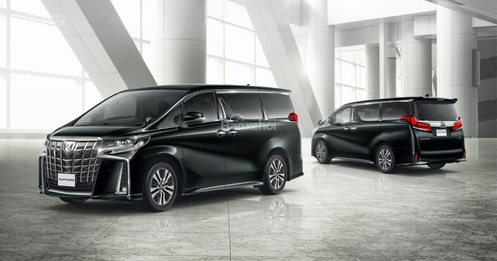 Toyota Alphard và Vellfire facelift mở bán tại Malaysia.
