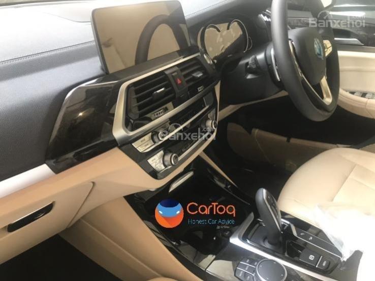 BMW X3 2018 tung ảnh nhá hàng trước khi ra mắt tại Ấn Độ 2