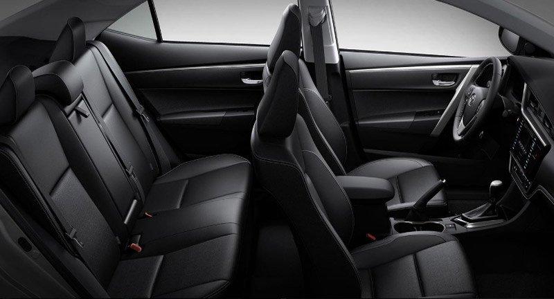 Nên mua Toyota Corolla Altis hay Toyota Vios 2018_9