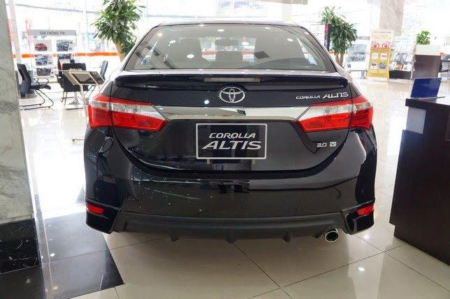 Nên mua Toyota Corolla Altis hay Toyota Vios 2018_7