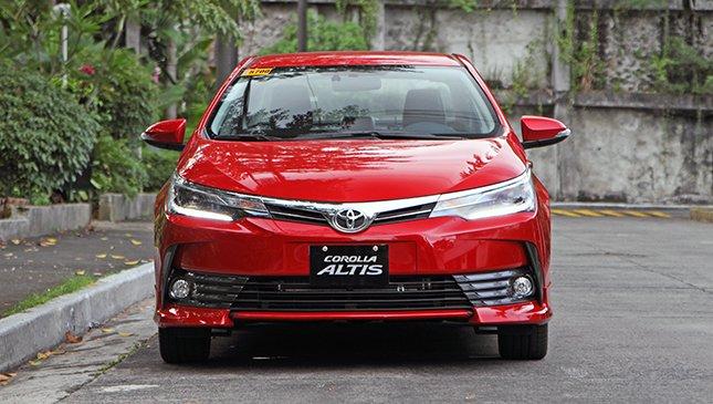 Nên mua Toyota Corolla Altis hay Toyota Vios 2018_3