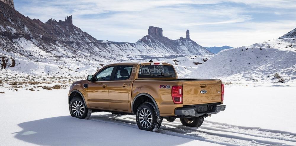 Đánh giá xe Ford Ranger 2019-2020 thế hệ mới nhất a4