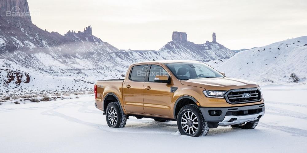 Đánh giá xe Ford Ranger 2019-2020 thế hệ mới nhất a3