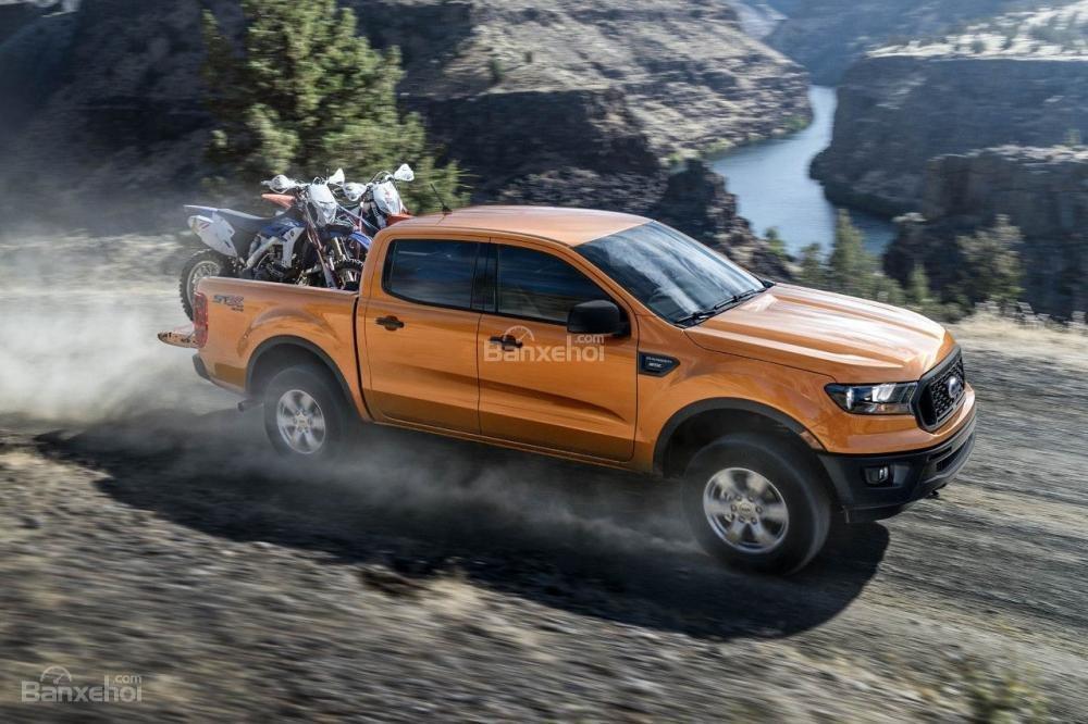 Đánh giá xe Ford Ranger 2019-2020 thế hệ mới nhất a31