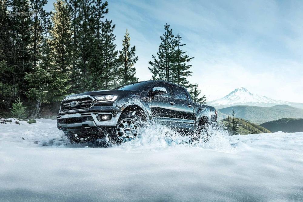 Đánh giá xe Ford Ranger 2019-2020 thế hệ mới nhất 2a9