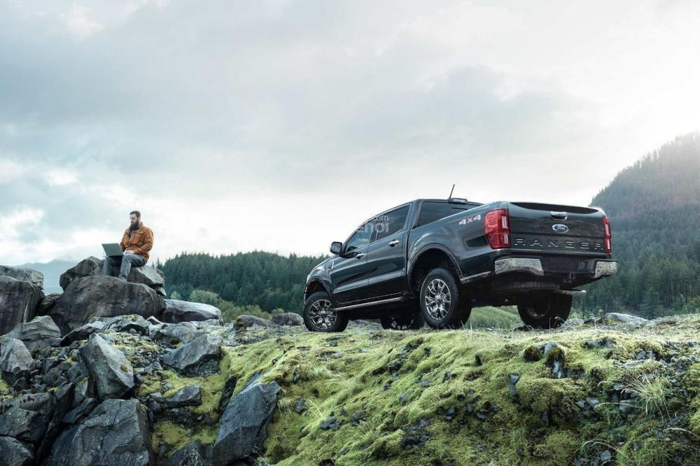 Giá xe Ford Ranger 2019 dự kiến dưới 25.000 USD (khoảng 600 triệu đồng).