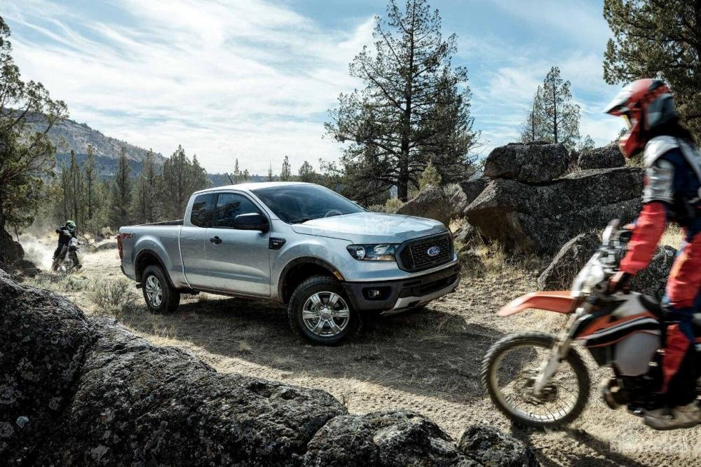 Ford Ranger Supercab 2019.