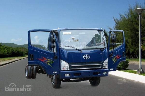 Bán xe Faw động cơ Hyundai 7T3Tấn 6.3m, khuyến mãi thuế 100% new-0