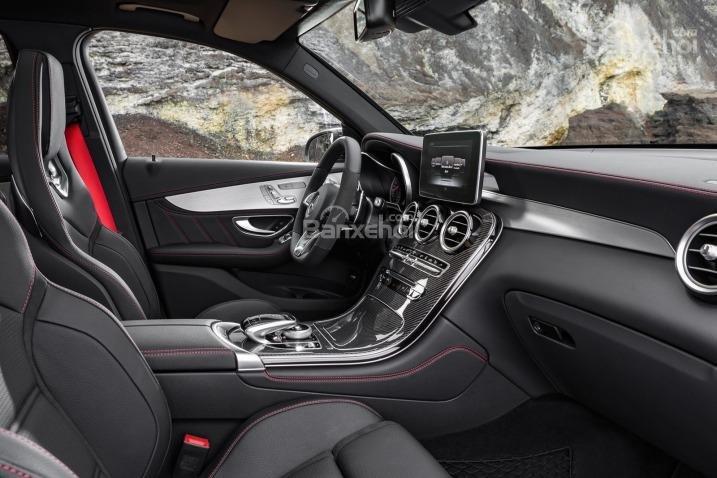 Nội thất Mercedes Benz GLC-Class 2018