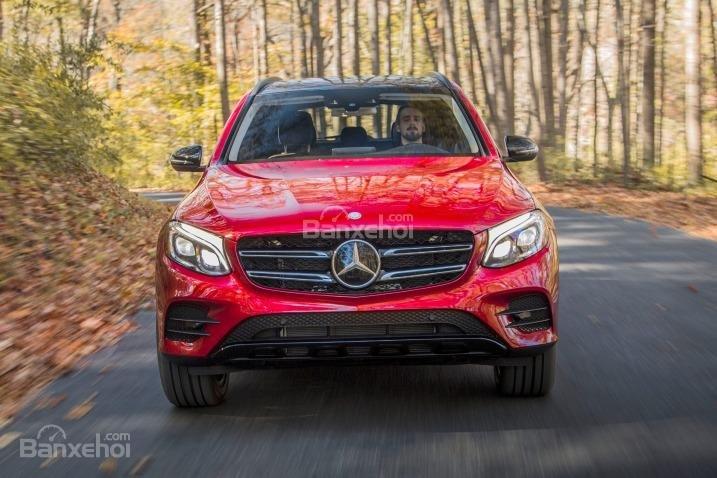Mercedes Benz GLC-Class 2018 - Lựa chọn SUV hạng sang hiệu suất mạnh mẽ và tiện nghi sang trọng.