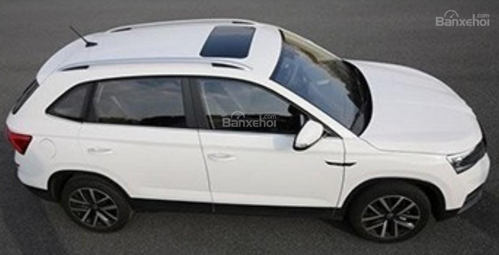 Ngắm Skoda Kamiq - SUV mới dành riêng cho thị trường Trung Quốc 4a