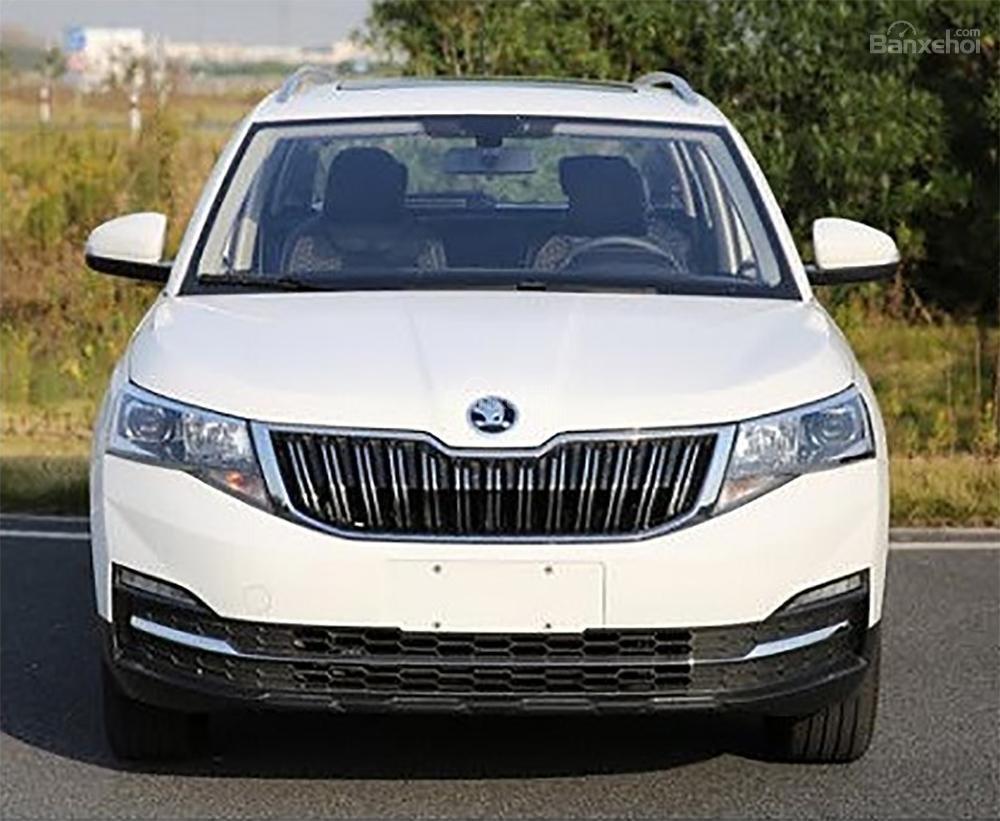 Ngắm Skoda Kamiq - SUV mới dành riêng cho thị trường Trung Quốc 1a