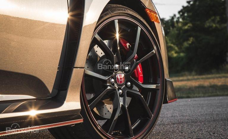 Mâm xe Honda Civic Type R 2018