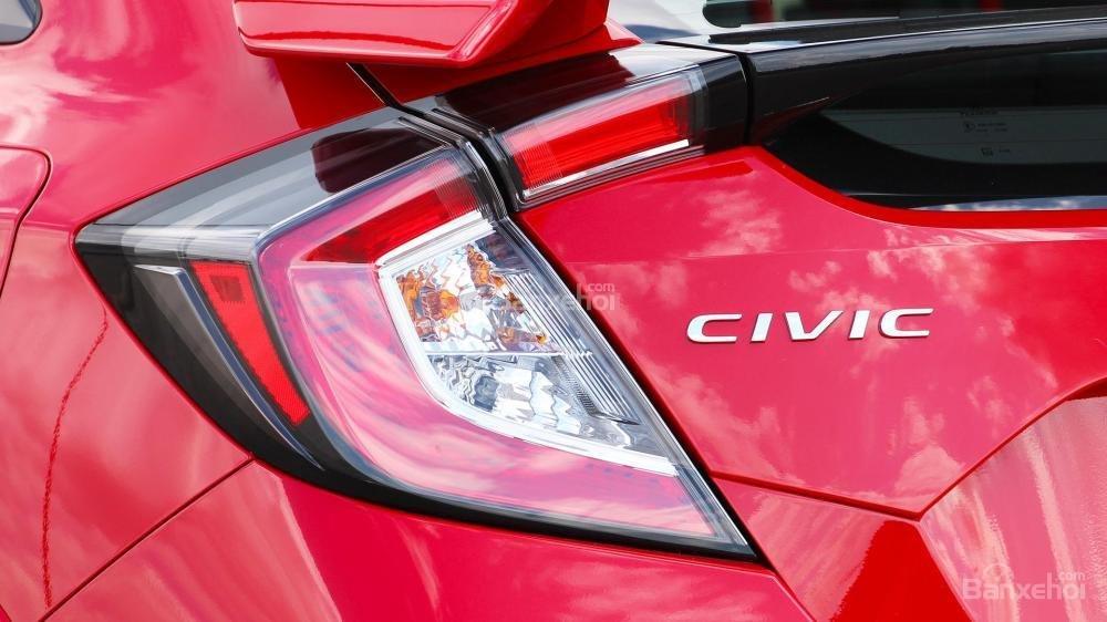 Đèn hậu xe Honda Civic Type R 2018